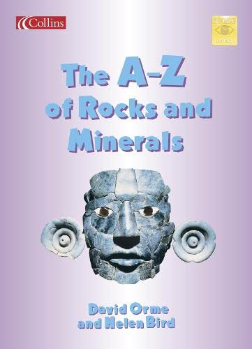 9780007657520: The A-Z of Rocks and Minerals (Spotlight on Fact S.)