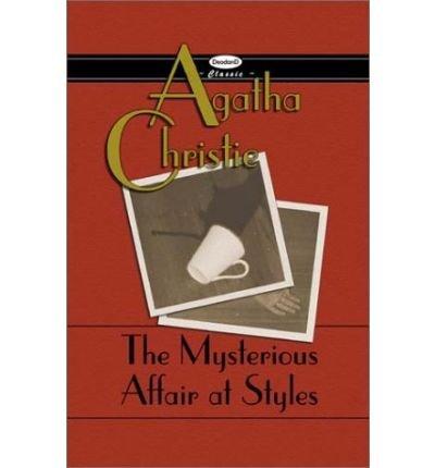 9780007659524: Xmysterious Affair Styles Bk P