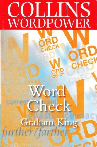 9780007659975: Xword Check Book People