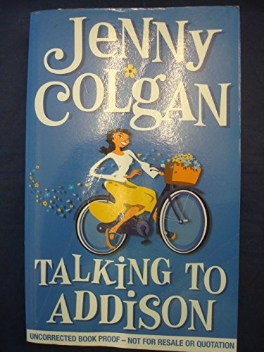 9780007661527: Talking to Addison