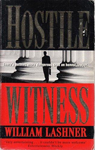 9780007664177: Hostile Witness