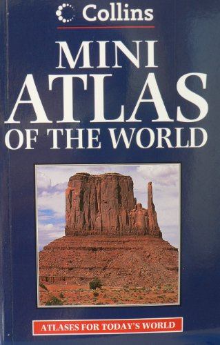 9780007665181: COLLINS MINI ATLAS OF THE WORLD