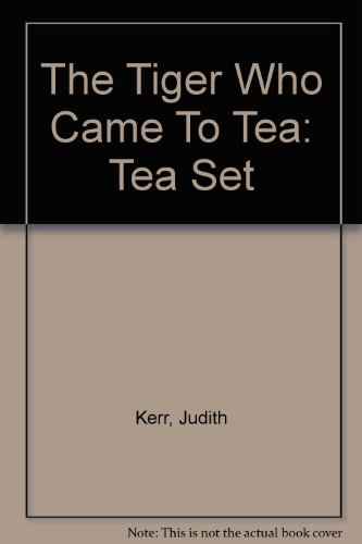 The Tiger Who Came to Tea Teaset (0007666489) by Kerr, Judith