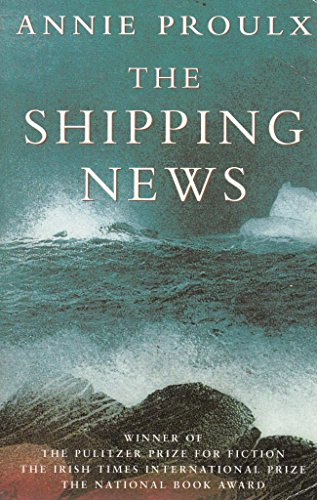 a speech on the shipping news a novel by e annie proulx Buy the shipping news reprint by annie proulx (isbn: 9781857022421) from  amazon's  free uk delivery on book orders dispatched by amazon over £10   literary forms of english to recreate the sense of everyday speech and thought.