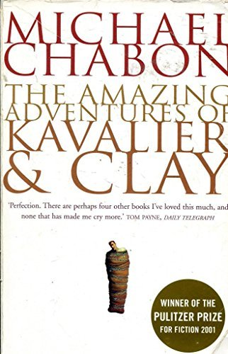 Image result for chabon amazing adventures kavalier clay