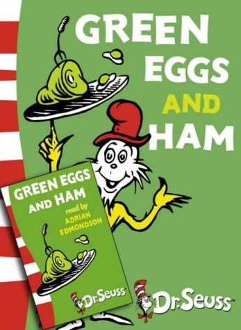 9780007672530: Green Eggs and Ham (Dr Seuss Book & Tape)