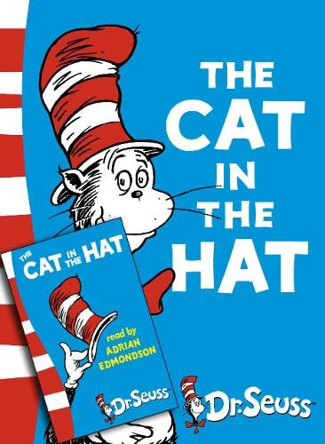 9780007672547: The Cat in the Hat (Dr Seuss Book & Tape)