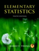 9780007677801: Elementary Statistics - Text Only