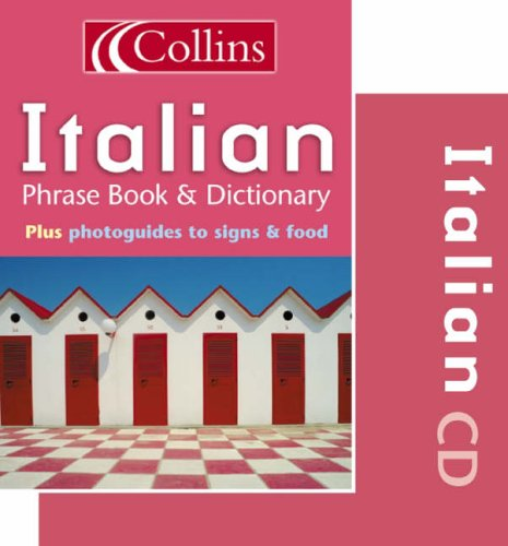 9780007682690: Collins Italian Language Pack (CD) (Collins Language Packs)