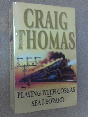 9780007683055: Playing with Cobras, Sea Leopard: Omnibus Edition