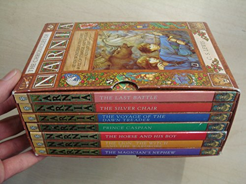 9780007691388: The Chronicles of Narnia: 7-Book Box Set