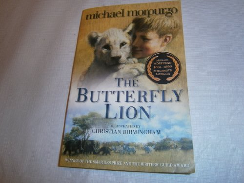 9780007693269: Butterfly Lion