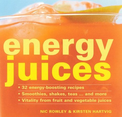 9780007695799: Energy Juices