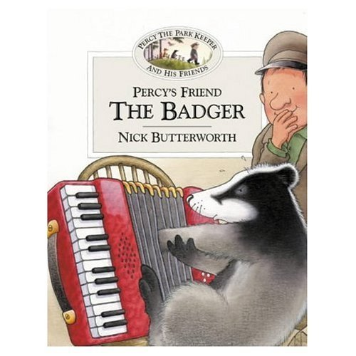 9780007700158: Xpercys Friend the Badger 1