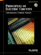Principles of Electric Circuits: Conventional Current Version-Text Only (0007705913) by Floyd, Thomas L.