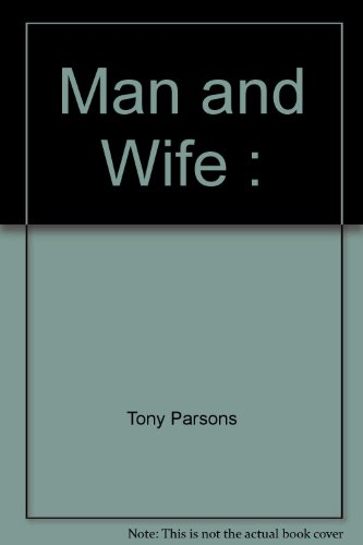 9780007706341: Man and Wife :