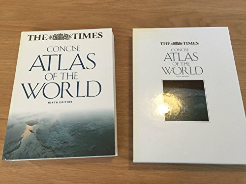 9780007714339: The Times Concise Atlas of the World