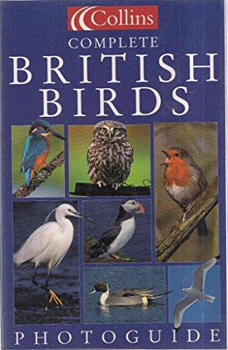 9780007716807: Collins Complete British Birds Photoguide