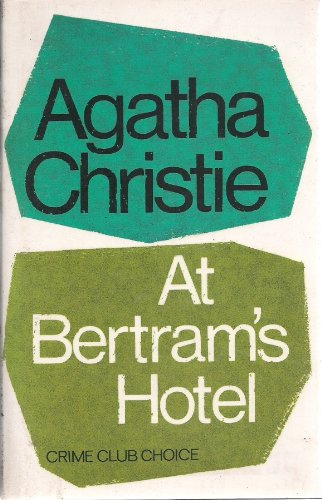 9780007716913: Xat Bertrams Hotel 1