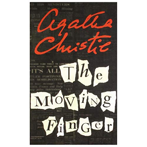 The Moving Finger by Agatha Christie: Christie Agatha