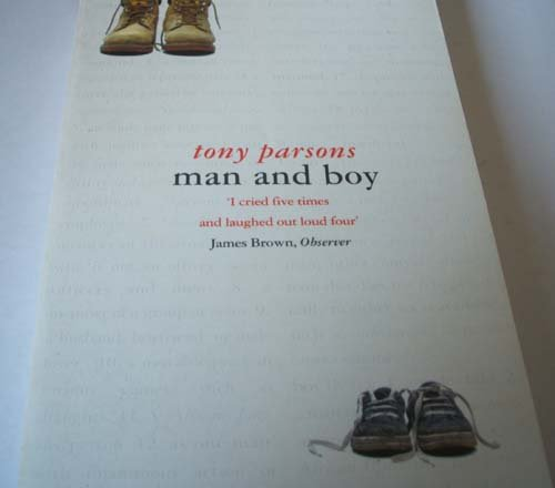 9780007718719: MAN AND BOY