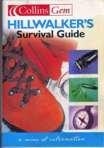 9780007719594: Hillwalker's Survival Guide