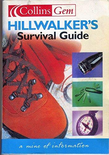 9780007719594: Hillwalker's Survival Guide
