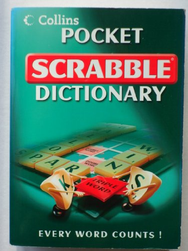 9780007721559: Collins Pocket Scrabble Dictionary