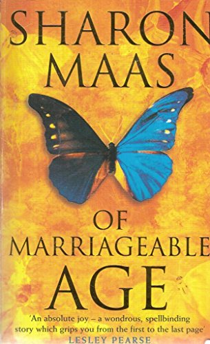 Of Marriageable Age by Sharon Maas: SHARON MAAS