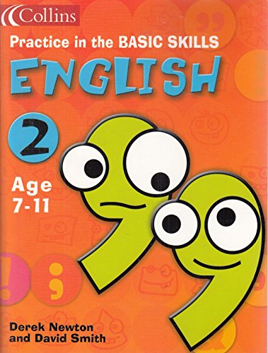 9780007727292: Practice in the Basic Skills English 2 Age 7-11