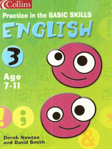 9780007727308: English : Practice in the Basic Skills : Volume 3 : Age 7 - 11 :