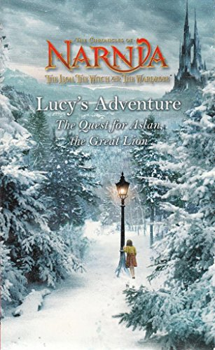 9780007739202: 'THE CHRONICLES OF NARNIA: LUCY'S ADVENTURE; THE QUEST FOR ASLAN, THE GREAT LION.'