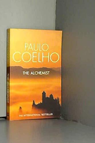 The Alchemist: Paulo Coelho