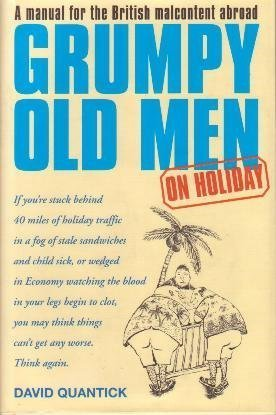 9780007742721: GRUMPY OLD MEN ON HOLIDAY