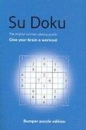 9780007754441: Sudoku Bumper Book