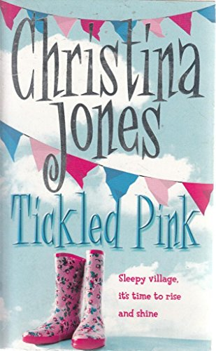 Tickled Pink: Christina Jones
