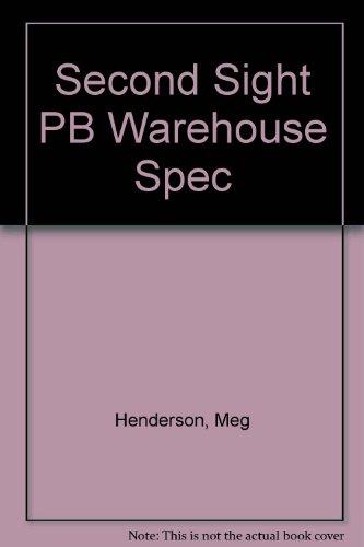 9780007755134: Second Sight PB Warehouse Spec