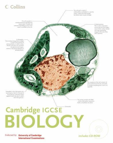 9780007755424: Cambridge  IGCSE Biology  (International GCSE)