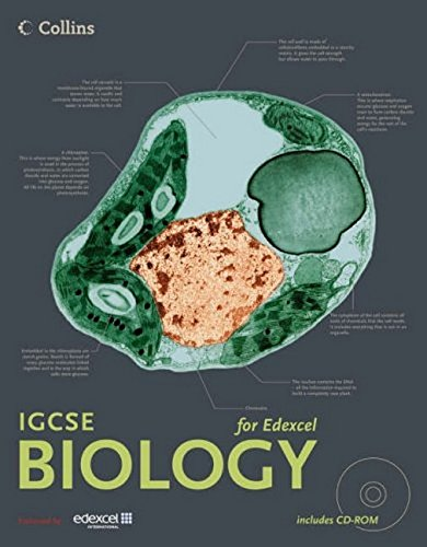 9780007755462: IGCSE Biology for Edexcel (International GCSE)