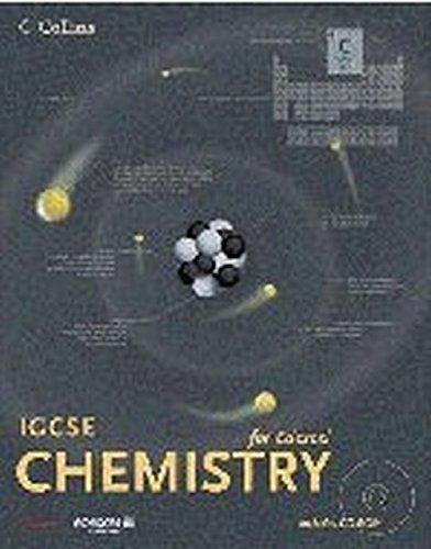 9780007755493: International GCSE - IGCSE Chemistry for Edexcel
