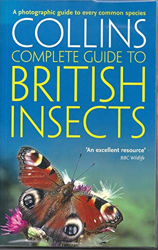 9780007756216: COLLINS COMPLETE GUIDE TO BRITISH INSECTS