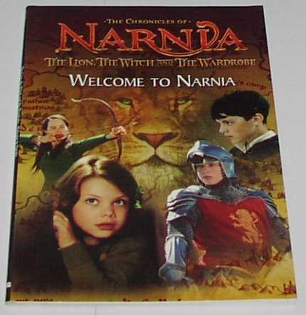 9780007759927: Welcome To Narnia: The Lion, The Witch And The Wardrobe (The Chronicles of Narnia)