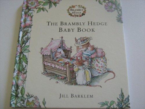 9780007761135: Brambley Hedge Baby Book