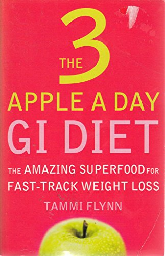 9780007761739: THE 3 APPLE A DAY GI DIET