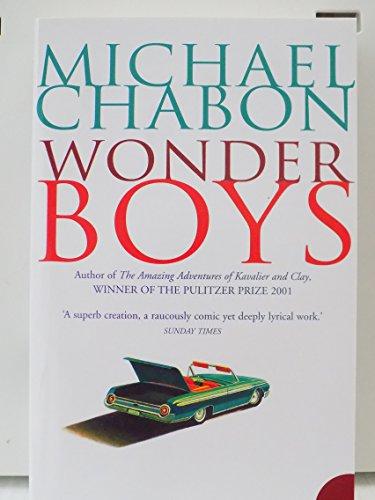 9780007766550: Wonder Boys