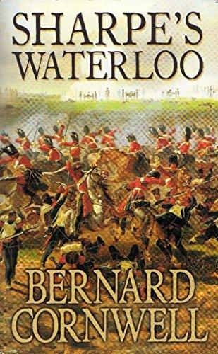 9780007766673: Sharpe's Waterloo (Richard Sharpe's Adventure Series, No. 20)
