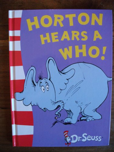 9780007767533: Horton Hears A Who HB Special