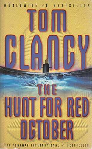 9780007768530: The Hunt For Red October [Paperback] by Tom Clancy