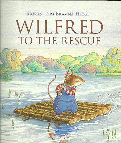 9780007769858: Xbrambly Hedge Wilfred to Resc