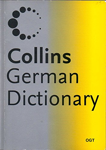 9780007771110: German Dictionary